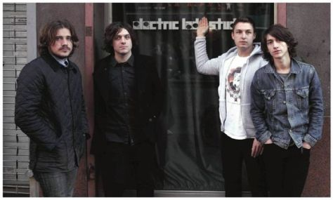 Arctic Monkeys nme 2009