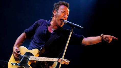Bruce Springsteen Glastonbury Festival 2009