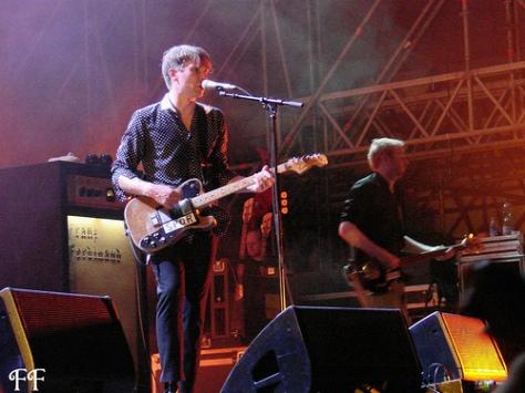 Franz Ferdinand Live in Rome 2009