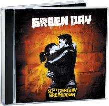 Green Day 21st Century Breakdown cover