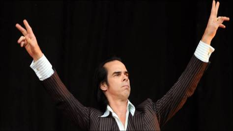 Nick Cave and the Bad Seeds Glastonbury Festival 2009