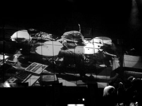 Franz Ferdinand Roma foto concerto 2009