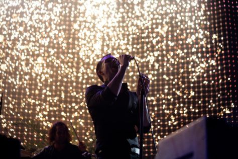 The Killers - Roma live foto Rock in Roma 2009