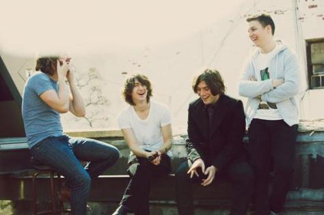 Arctic Monkeys-Humbug pictures 2009