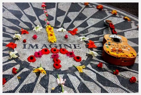 Happy Birthday John Lennon - Imagine